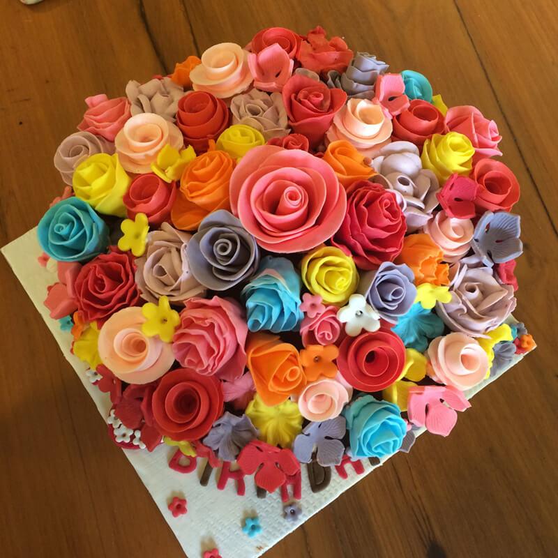 parfait cakes